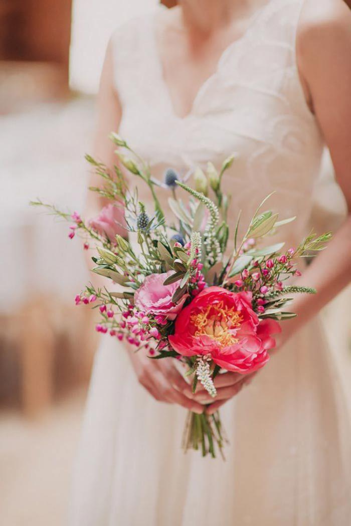Bouquets de mariée sauvages - Mlle Bride