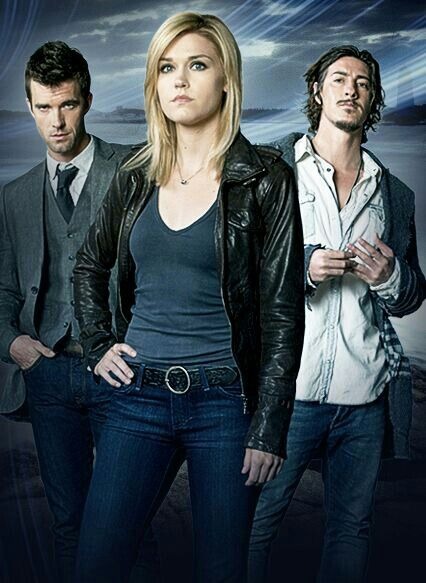 Haven - Nathan, Audrey, and Duke - if only they would make more episodes of this great show.  Eric Balfour is brilliant as Duke.