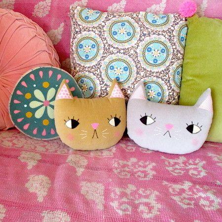 Kids pillows velveteen | lorimarie