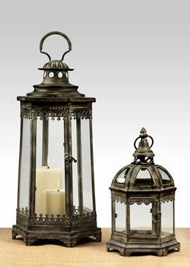Lanterns - Jamali Garden
