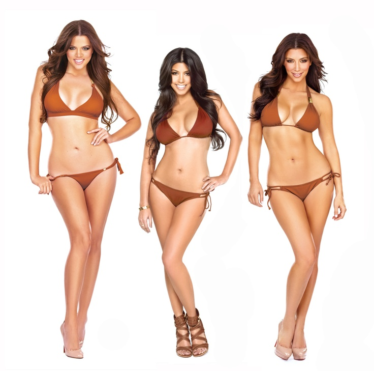 Khole, Kourtneyl, and Kim