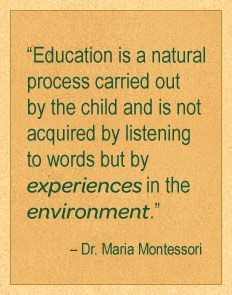 montessori outdoor classroom works - Google Search
