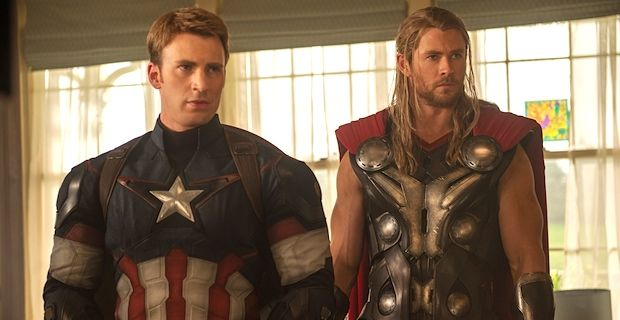 'The Avengers 2′ Trailer to Debut Next Week During 'Agents of S.H.I.E.L.D.'