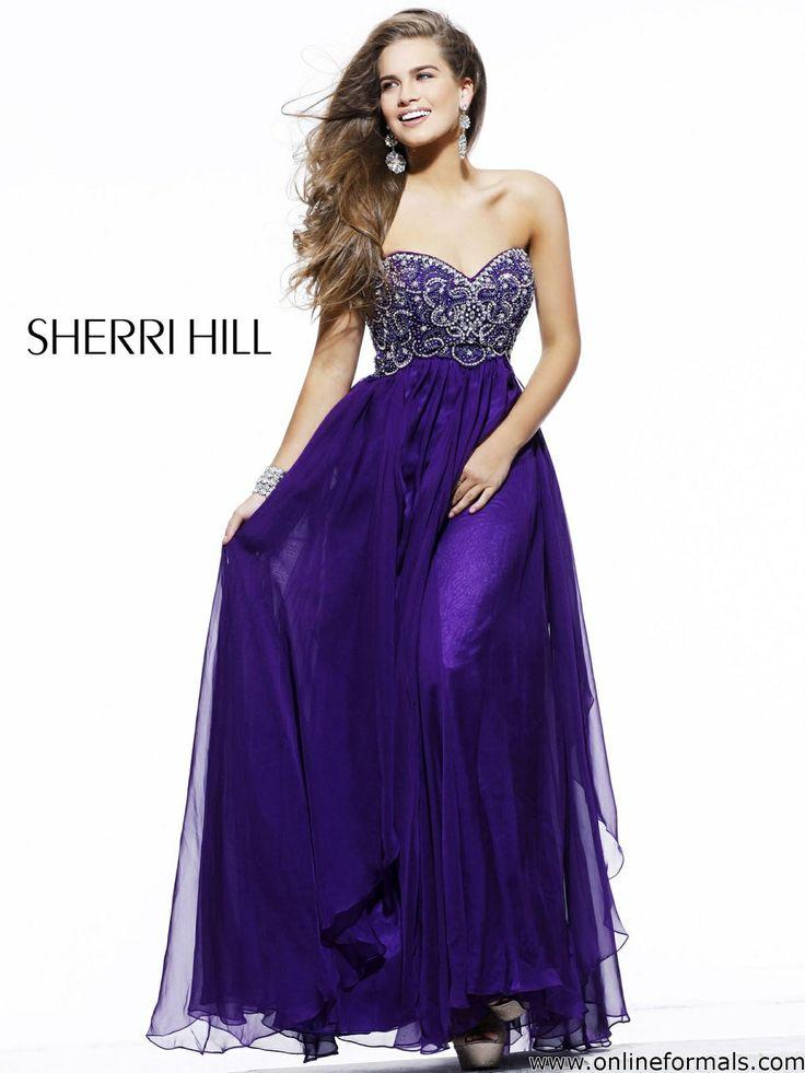 Mejores 131 imágenes de Prom dresses/Sherri Hill en Pinterest ...