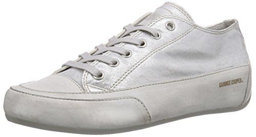 Candice Cooper Womens rock.report Low-Top Sneaker Silver Silber (argento) Size: 5 Candice Cooper http://www.amazon.co.uk/dp/B00P93ZNG4/ref=cm_sw_r_pi_dp_zKjmvb1AY0PT6