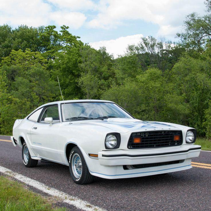 204 best Mustang II King Cobra images on Pinterest | Ford mustangs ...