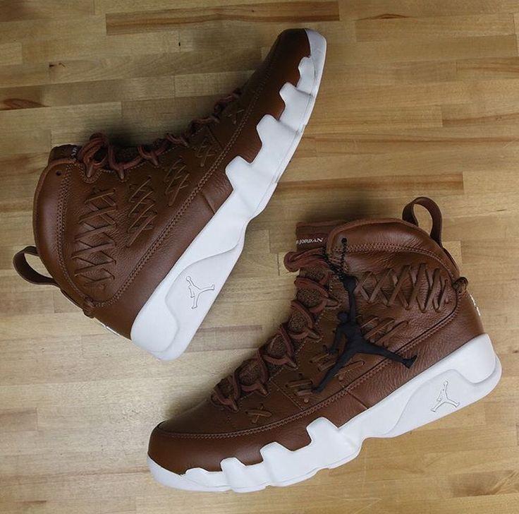 "Air Jordan 9 ""Baseball Glove"""