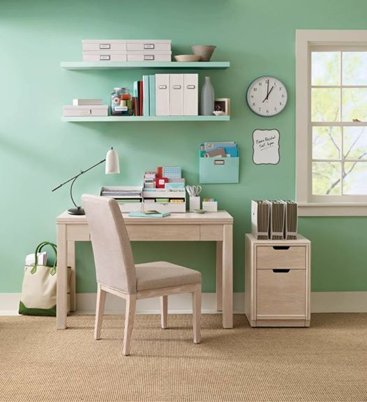 17 best images about sewing craft room dreams on pinterest crafting shelves and craft supplies Martha stewart home office design ideas