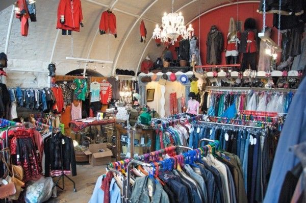 5 cool vintage shops in Glasgow - Mr Ben Retro Clothing