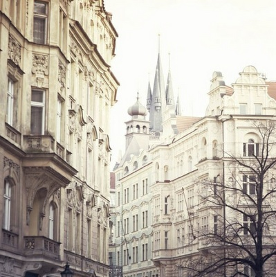 beautilful prague