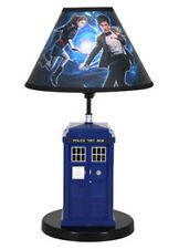 dr who tardis lamp 2012 new room decor - Dr Who Bedroom Ideas