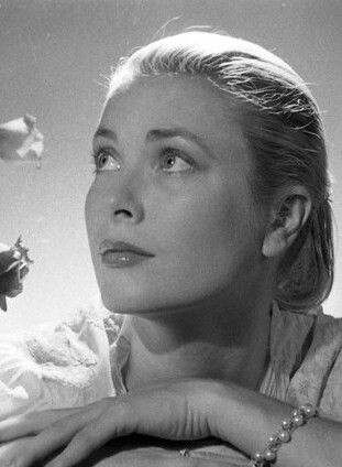 Grace Kelly. Photo by Peter Basch, 1958.