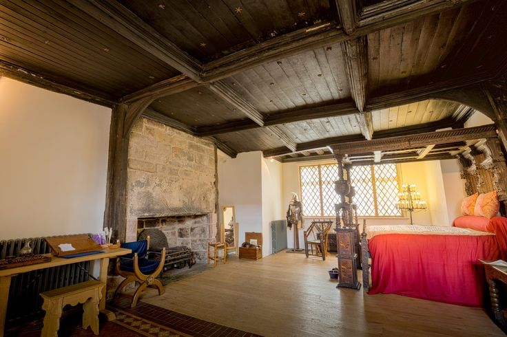 Ordsall Hall The Star Chamber, Salford, England [OC][8686x5790] - Interior Design Ideas, Interior Decor and Designs, Home Design Inspiration, Room Design Ideas, Interior Decorating, Furniture And Accessories