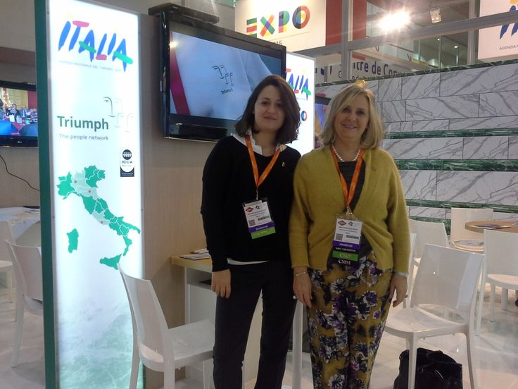 #TriumphGroupInt attends #EIBTM13: #EIBTM is the leading global event for the meetings, incentives, conferences, events and business travel industry, taking place in the award winning business and tourism destination of #Barcelona