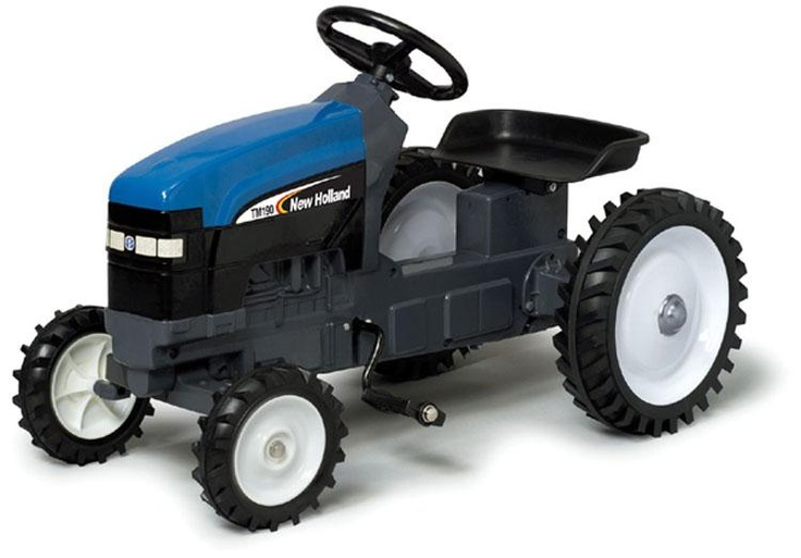 New Holland Tractor Pedals : New holland tm pedal tractors pinterest