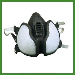 Máscaras respiratorias 3M mod. 4251, mascaras autofiltrantes 3M de la serie 4000.     Más información: http://www.tplanas.com/epis/mascaras-3m/109-mascara-respiratoria-3m-4251.html