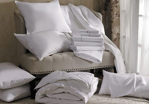 Luxe Bed & Bedding Set | Westin Hotel Store