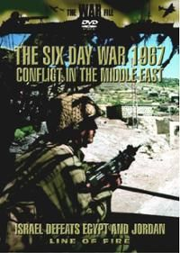 Line Of Fire - The Six Day War 1967 in the Middle East. Israel defeats Egypt and Jordan