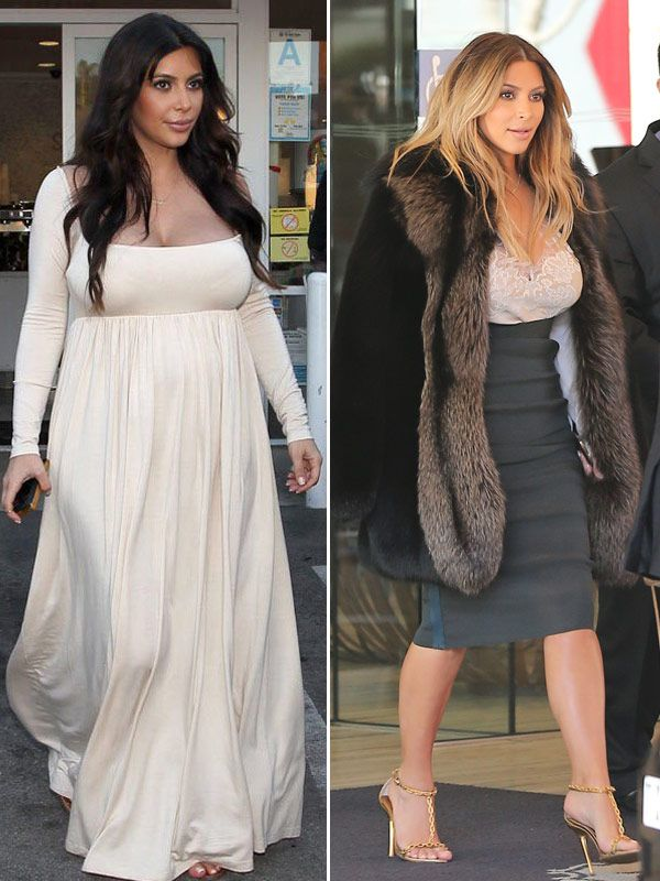 Kim Kardashian's Exact Diet: How I Lost 43 Pounds After Baby