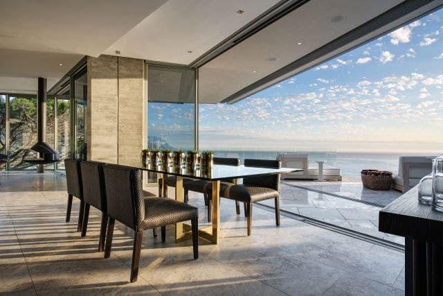 luxe-woning-in-kaapstad-9  - Deze luxe woning in Kaapstad kijkt uit over de Zuid-Afrikaanse stranden - Manify.nl