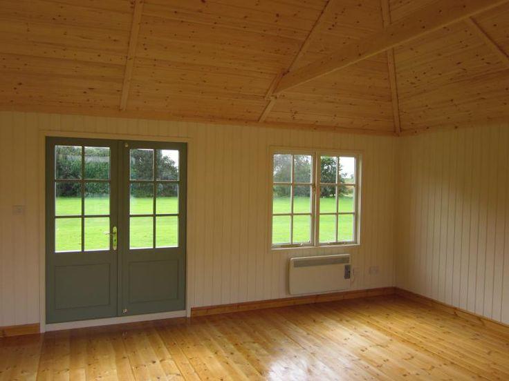 Interior of Garden Room