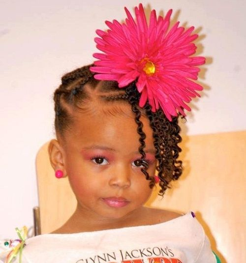 Terrific 1000 Ideas About Short Hairstyles For Kids On Pinterest Short Short Hairstyles For Black Women Fulllsitofus