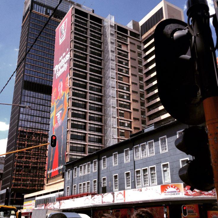 #Johannesburg