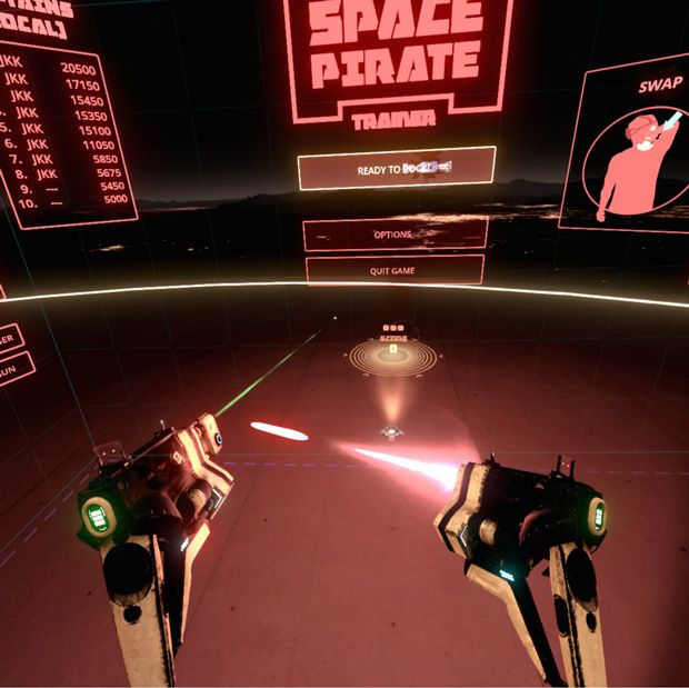 Student written VR Game Review: Space Pirate Trainer  #stuchoice