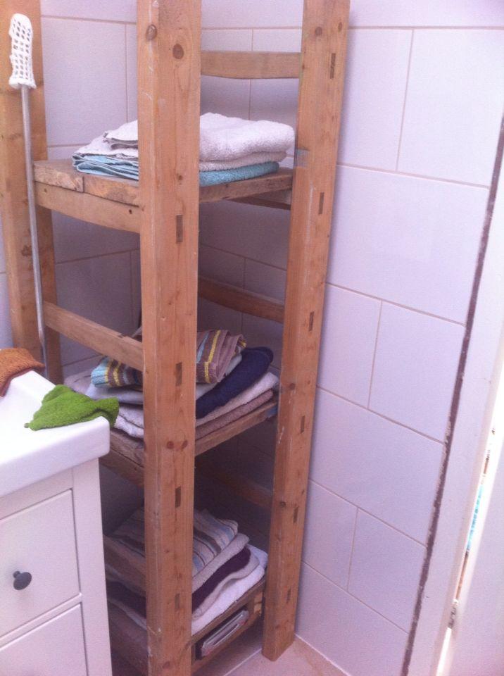 25 beste idee235n over houten ladders op pinterest oude