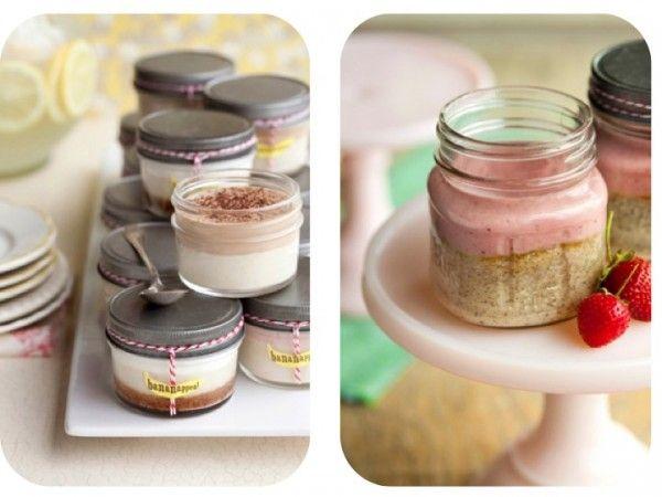 Postres en tarros/Desserts in a jar   Ritzy Blog