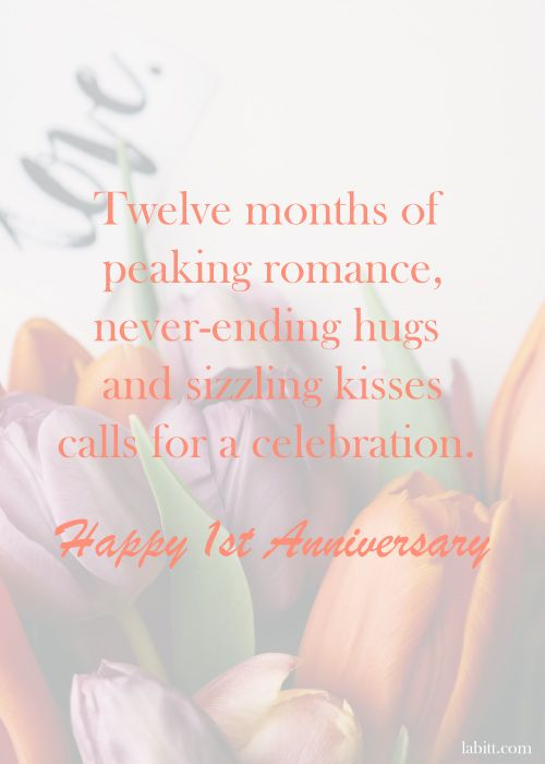 25 best first anniversary quotes on pinterest 1st year