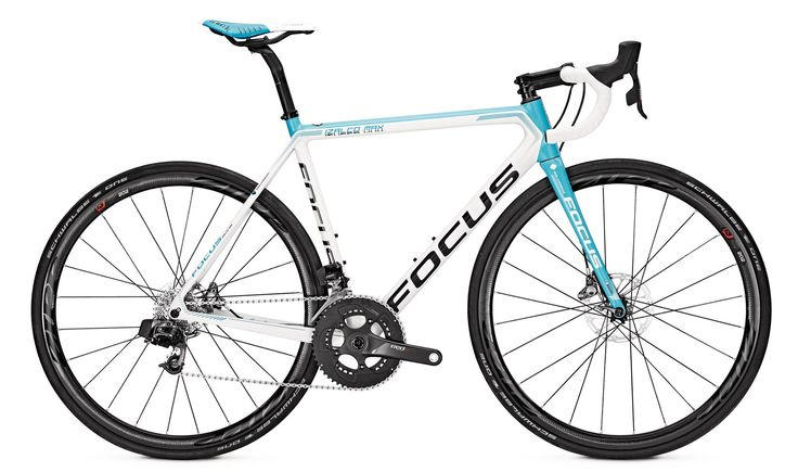 2017 Izalco Max Disc Team Road Bike