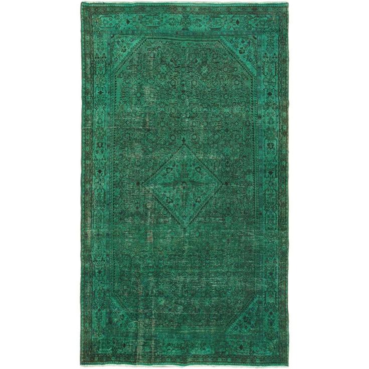 """6'8"""" x 11'9"""" Color Transition Rug In Aqua.  Retail,$ 2899.99 (taken w/ dump truck of salt) BTR, $ 649.99  Item ECA747324    Approx. Measurements: 6'8""""W x 11'9""""L  Color: per website, Aqua (and Green, and ???)  100% Wool  Origin: Turkey"""