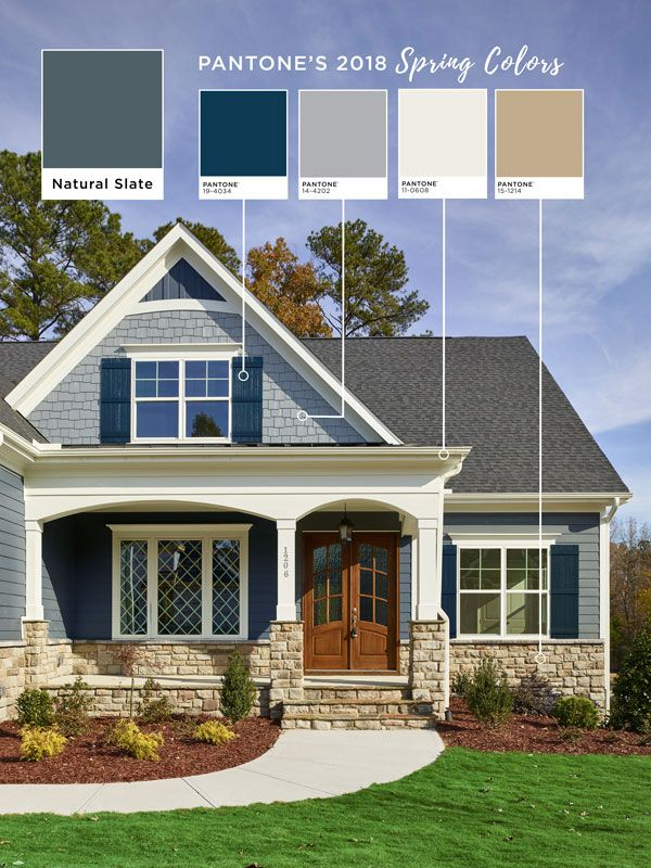 32 best siding colors we love images on pinterest gutter for Popular vinyl siding colors
