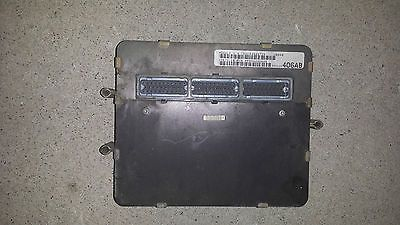 96-97 JEEP GRAND CHEROKEE 4.0L ECU ECM ENGINE CONTROL UNIT COMPUTER 56044406AB
