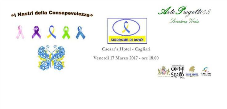 Il 17 marzo, dalle ore 18:00 presso il Caesar's Hotel - Cagliari, si terrà il terzo meeteng, organizzato da ArteProgetti48 di Loredana Virdis, intitolato Nastro BluGiallo Sindrome di Down! Nell'articolo trovere tutte le info su come poter partecipare :) #vivereacagliari #eventicagliari #salute
