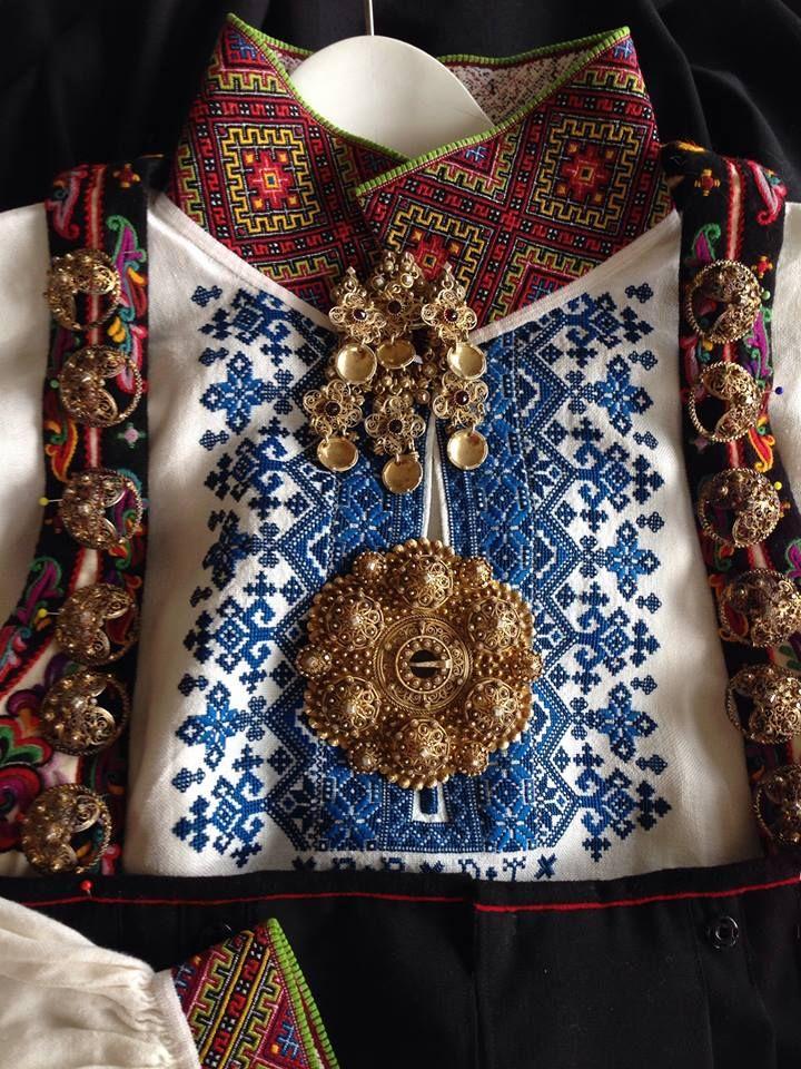 Norwegian Bunad (folk attire).