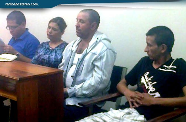 El Chele Franklin y dos de sus hermanos de regreso a la cárcel