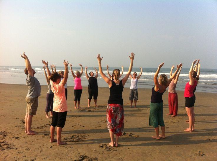Rejs med yoga og meditationslærer Kirsten Slots til det magiske Syd-Indien og oplev hvad kombinationen af sol, varme, yoga, meditation og healing kan gøre for din krop og sjæl.   Kirsten er gået i samarbejde med Charles Lambrou, en super inspirerende medi