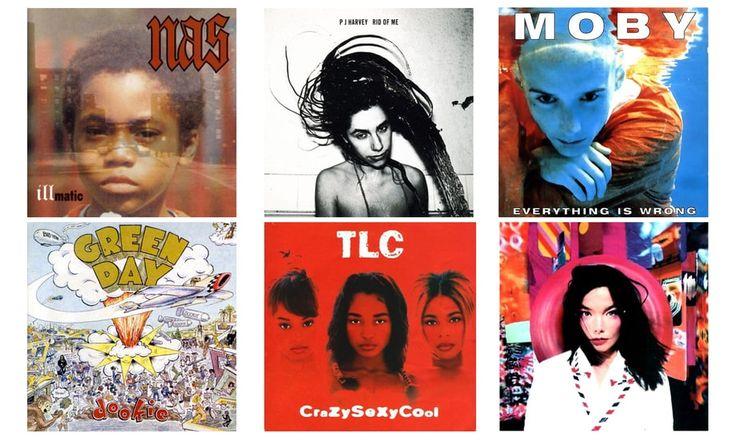 100 Best Albums of the Nineties