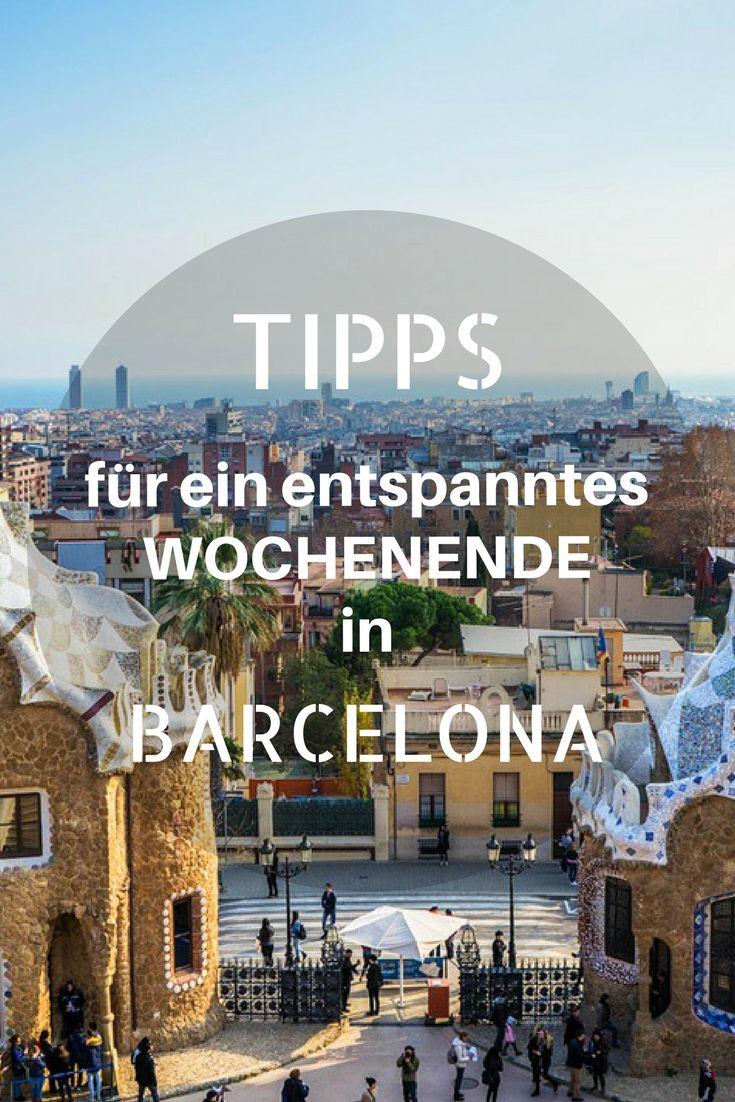 Barcelona stand schon lange auf meiner Reiseliste. Mit unserem Urlaub inMarokkoließ sich ein Abstecher nach Barcelona mit Kind sehr gut verbinden. Anstatt direkt nach Deutschland zurückzufliegen, planten wir einen Zwischenstopp in Barcelona ein. Der Rückflug ist nicht mehr ganz so lang aber der Urlaub dafür länger. Über meinWochenende in Barcelona mit Kind.