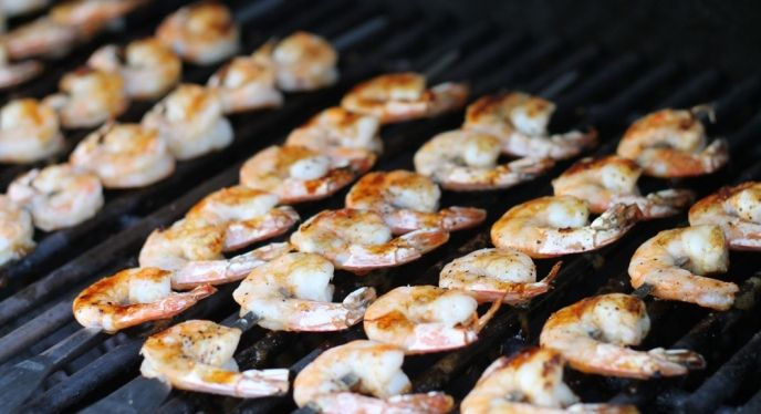 Weber.com - Blog - Sweet And Spicy Glazed Shrimp