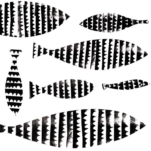 Tuned Tools® / Stamped with Fish Stamper