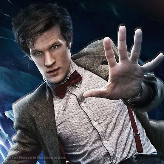 One of the first pictures of matt smith as the doctor