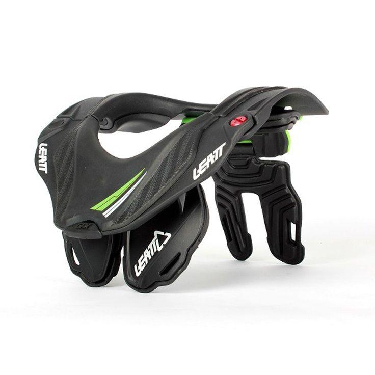 2014 Leatt Gpx 5 5 Youth Neck Brace - Green - 2014 Leatt Body Protection - 2014 Motocross Gear - by Leatt - 2014 Leatt Gpx 5