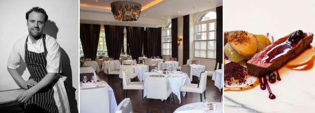 20. The Ledbury in Londen Chefkok: Brett Graham Soort keuken: Modern Brits Signatuurgerecht: Lendenen van de ree gebakken op het hout van de douglasspar, met witte bieten, zwarte bessen en gerookt beenmerg