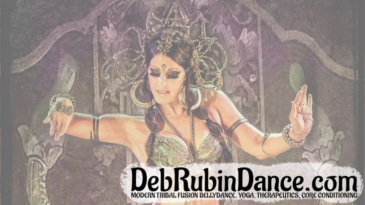 Video Tribal Skills: A Flow Class Experience - Deb Rubin's On-Line Dance Studio