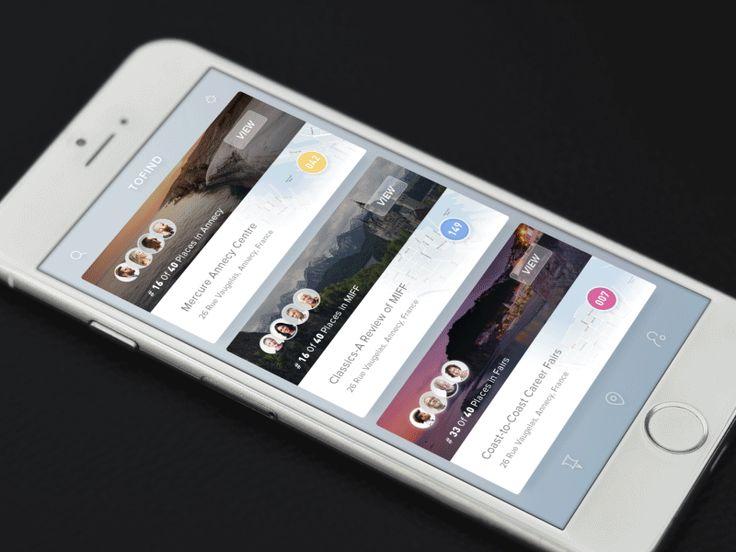 UI Interactions of the week #27 — Muzli -Design Inspiration