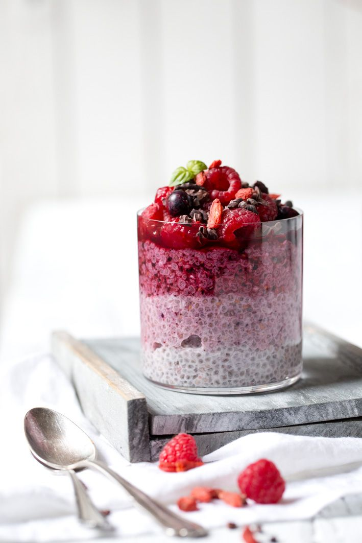 Acai-Chia-Pudding | Foodlovin'