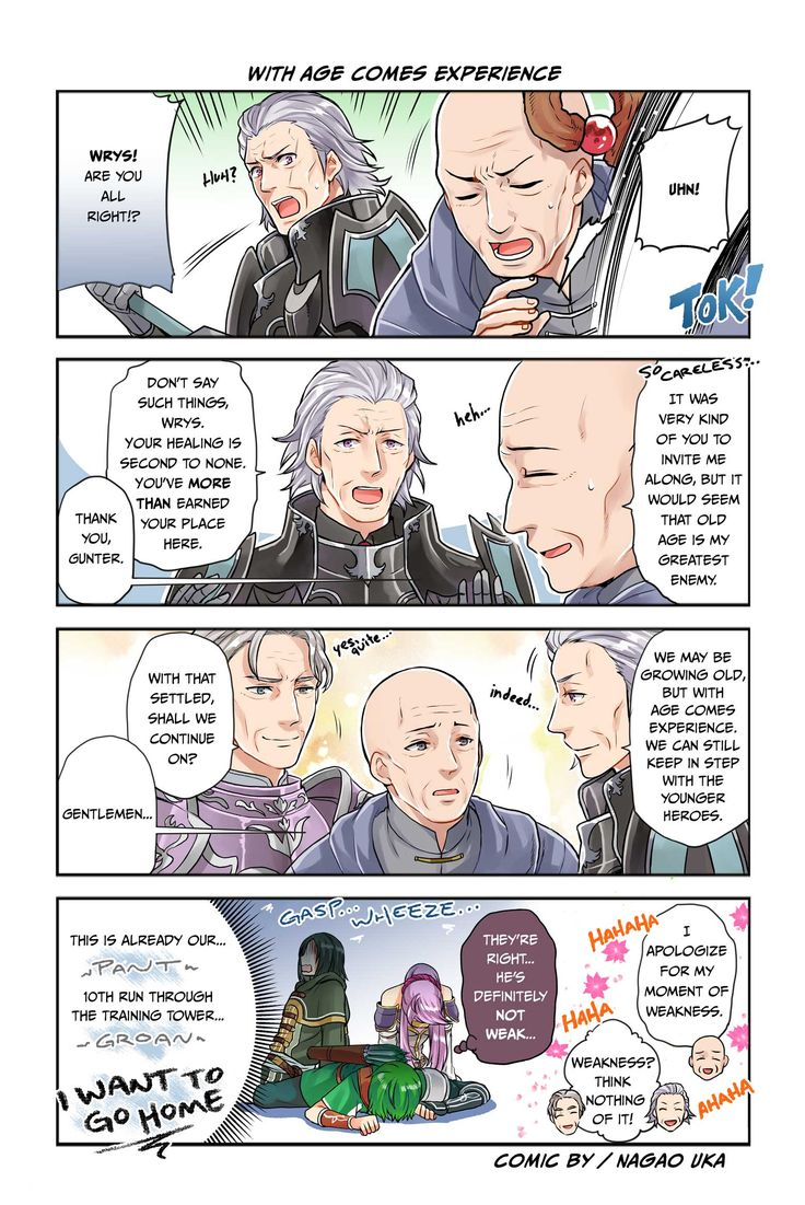 Fire emblem heroes a day in the life nintendo fire